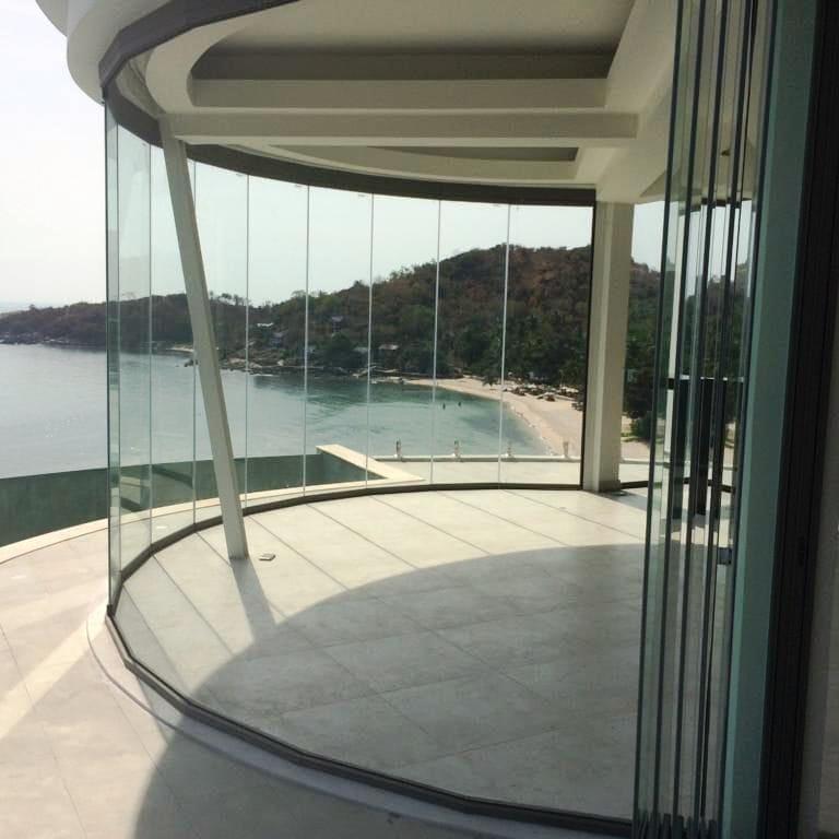 Sunflex Glass Doors